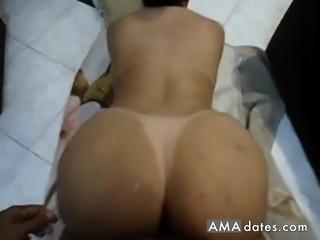 super bunda - hot big amateur ass culona nalgota