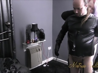 Behind the Scenes - Into the Straitjacket