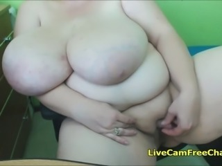 Worlds biggest massive natural tits and small dick size clitoris