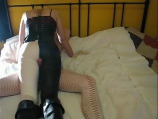 sadobitch - cock tease for dutchbloke, dry humping