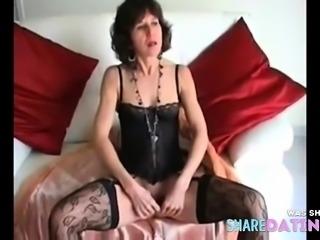 mature wife with nice big lips