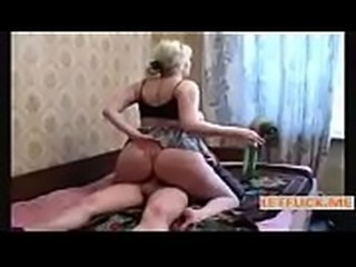 Real Amateur   Home Alone homemade video