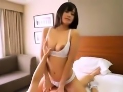 Hot Hairy Asian Pleasing Pov
