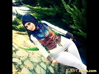 Turkish-arabic-asian hijapp mix photo 25