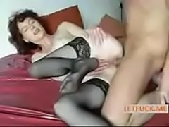 Amateur  Fucks Bedpost - Creamy Squirting, Wet &amp_ Messy As