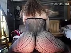 huge booty lady got big boobs and make best squirting you ever seen