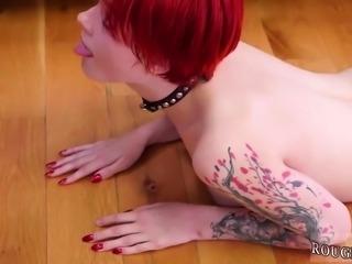 Massive cock punishes slut and treat me rough Analmal Traini