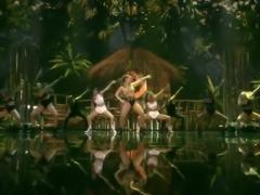 Miljuschka Witzenhausen - Dutch Celeb With Great Big Ass