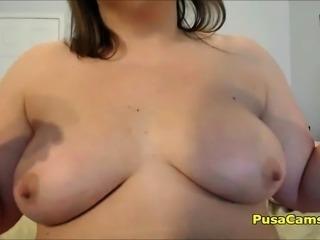Big Booty Mom Closeup Masturbation With Toy
