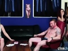 British beauty tugs cock
