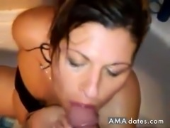 Amateur Golden Shower