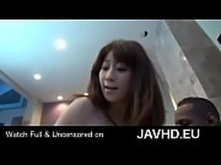 Ebon Fucks Japanese Teen - watch full uncensored on http://javhd.eu