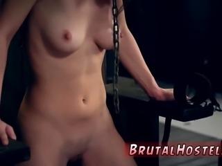 Hotel bondage fuck Best mates Aidra Fox and Kharlie Stone ar