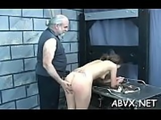 Amateur playgirl with fine assets amazing xxx bondage