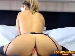 Webcam Hardcore: Lady love Anal I