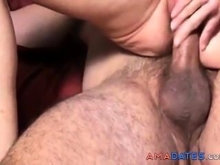 Best homemade anal prolapse ever!!