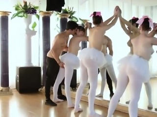 Party hardcore orgy hd Ballerinas