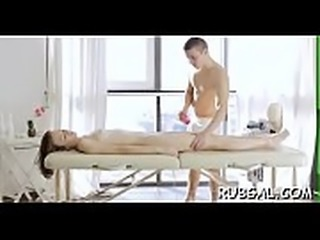 Deep-throat orall-service mixed with stunning fucking