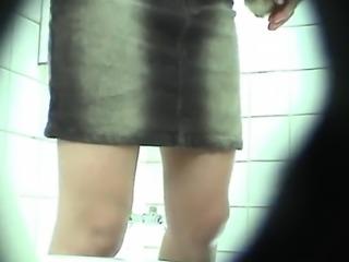 Japanese Public Toilet Spy Cam 7