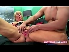 Lusty mature sluts getting their cunts boned