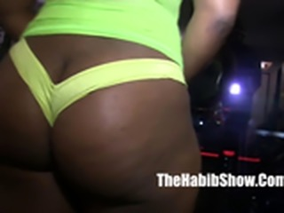 sexy thick chocolate Ambitious Booty fucked by bbc king kreme p2