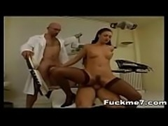 Wife Hooks Up With Young boy on real homemade sex