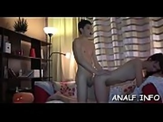 Appealing doll ass fucked in doggy scenes while on web camera