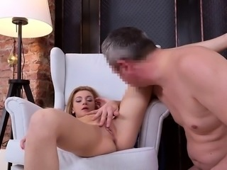 Slim chick wants a monster cock
