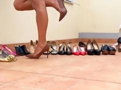My fetish shoes