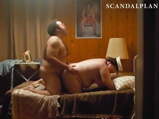 Fat Woman Kirsten Krieg Nude Sex Scene on ScandalPlanet.Com