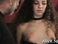 Babe needs a harsh treat for her creamy dilettante wet crack