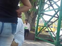 Desi Girl In Jeans