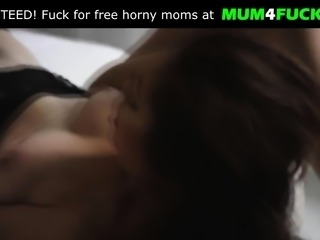 Moms pussy is so wet and fuckable