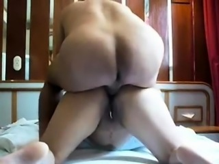 Great anal on my slut wife. Real amateur