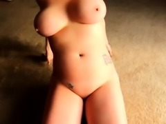 Bodacious amateur babe works her magic on a big cock in POV