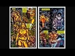 Wild Jungle Princess Warrior | Comix Fun