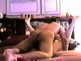 Spreading a cheating wife's legs wide open