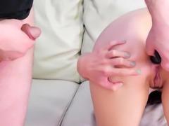 Teen webcam small tits and smoking fetish blowjob Audrey