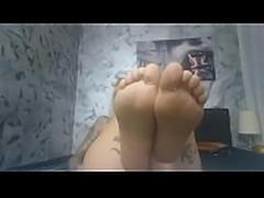 feet fetish sexy girl