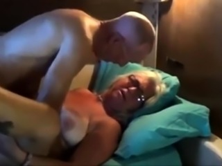 Old Couple Fuck