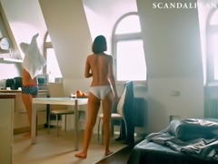 Lyubov Aksyonova Nude Scene from Major On ScandalPlanet.Com