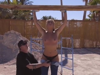 The Training of Victoria Voxxx Day 3