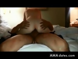 Amateur girl assfucked in hotel