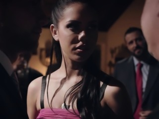 Alina Lopez gives what the guys wants and she gets fucked