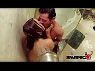 Amateur swingers couples are interviewed