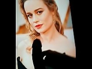Brie Larson cumtribute