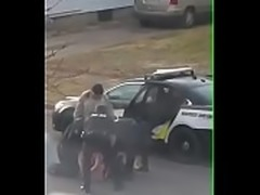 Chubby nude woman arrested at usa