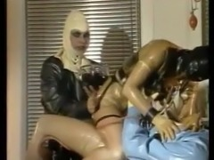 Rubber fun with veronica moser
