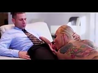 Classy MILF Kayla fucked by a gentleman