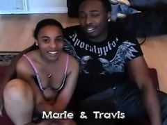 Cute ebony girl has needs that only a black guy can satisfy